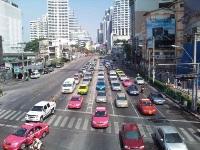Car rental in Bangkok, Thailand