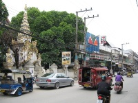 Car rental in Chiang Mai, Thailand