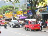 Car rental in Phuket, Thailand