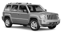 Jeep Patriot from Advantage, Los Angeles