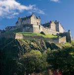 Car rental in Edinburgh, The Castle, UK