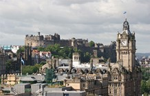 Car rental in Edinburgh, UK