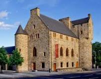 Car rental in Glasgow, St Mungo Museum of Religious Life and Art, UK