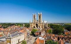 Car rental in Lincoln, United Kingdom