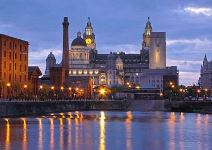 Car rental in Liverpool, Liverpool Maritime Mercantile City, UK