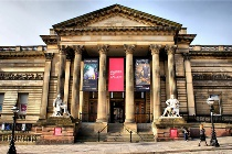 Car rental in Liverpool, Walker Art Gallery, UK