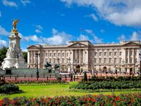 Car rental in London, The Palace, UK