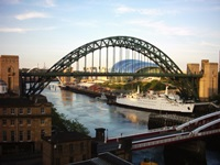 Car rental in Newcastle upon Tyne, UK
