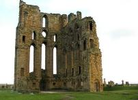 Car rental in Newcastle upon Tyne, Tynemouth Castle and Priory, UK