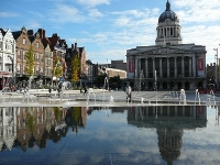 Car rental in Nottingham, United Kingdom