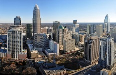Car rental in Charlotte, USA