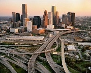 Car rental in Houston, USA