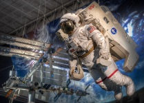 Space Center in Houston, USA
