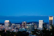 Car rental in Portland, USA