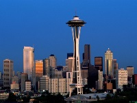 Car rental in Seattle, USA