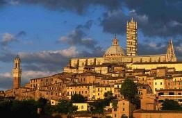 Car rental in Siena, Italy