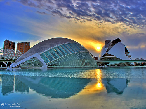 Car rental in Valencia, Spain
