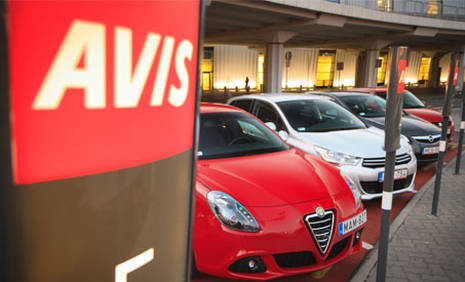 Book in advance to save up to 40% on car rental in Offenbach