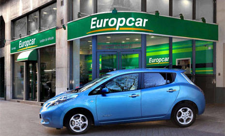 Book in advance to save up to 40% on car rental in Berlin - East