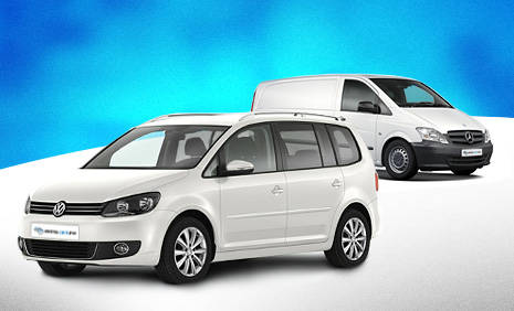 Book in advance to save up to 40% on car rental in Penafiel - Magikland