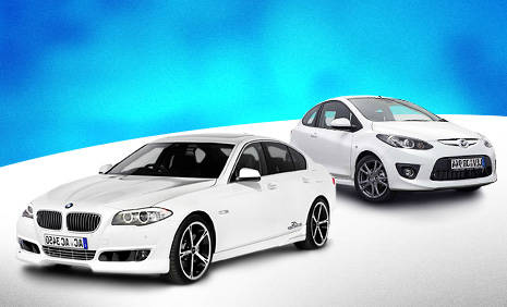 Book in advance to save up to 40% on car rental in Kayseri