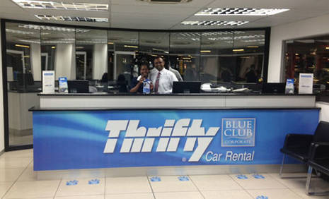 Book in advance to save up to 40% on car rental in Vereeniging
