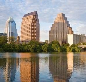 Austin in Texas car rental, USA