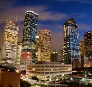 Houston in Texas car rental, USA
