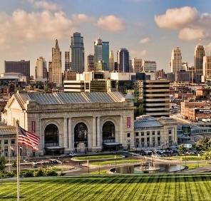 Kansas City in Missouri car rental, USA