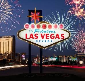 Las Vegas in Nevada car rental, USA