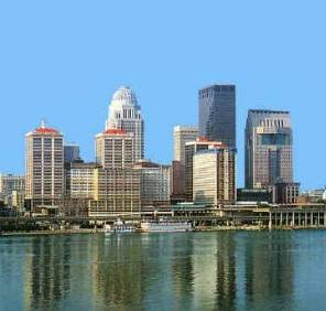 Louisville in Kentucky car rental, USA